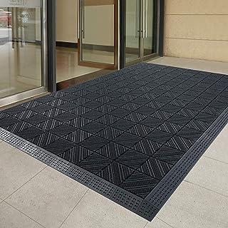 Length 90/105/120/150/180/195cm Doormats for Outdoor Entrance Farmhouse, Winter Summer Washable Commercial Door Floor Mat,...