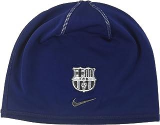 finest selection 920b9 d10d5 NIKE USA Stripe Knit Beanie (Midnight Navy Sport Red) (OSFM) ·   24.95 24.95. FREE Shipping. 2016-2017 Barcelona Nike Training Beanie  (Loyal Blue)