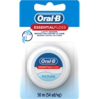 24-Packs 50M Oral-B EssentialFloss Cavity Defense Dental Floss