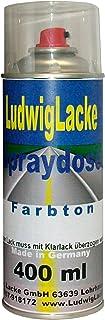 Ludwiglacke Casablancaweiss 474 für Opel Spraydose Autolack 400ml