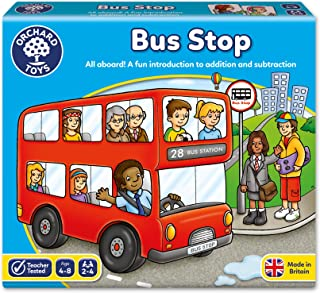 Orchard Toys OC032 Orchard Toys - Bus Stop Game