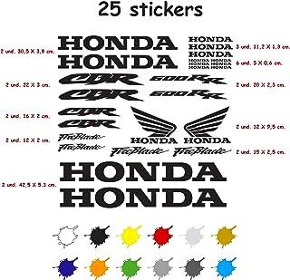 Suchergebnis Auf Für Honda Aufkleber Magnete Zubehör Auto Motorrad