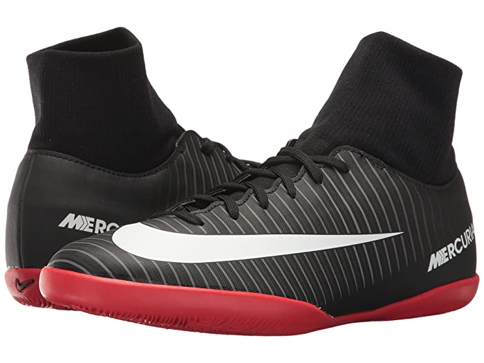 7ce087665 Nike Kids MercurialX Victory VI Dynamic Fit Indoor Competition Soccer Boot (Little  Kid Big Kid)