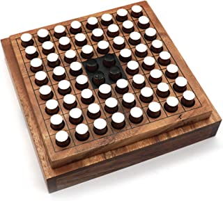 A Classic Board Game Othello Strategy Games of Family Games for Adults and Children which Playing in 2 Player Board Games to Challenges The Mastermind Game Pieces That Comes with Wooden Designs Board