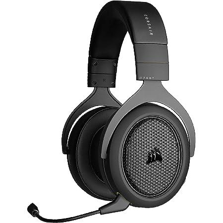 Corsair HS70 Wireless - Auriculares inalámbricos para juegos ...