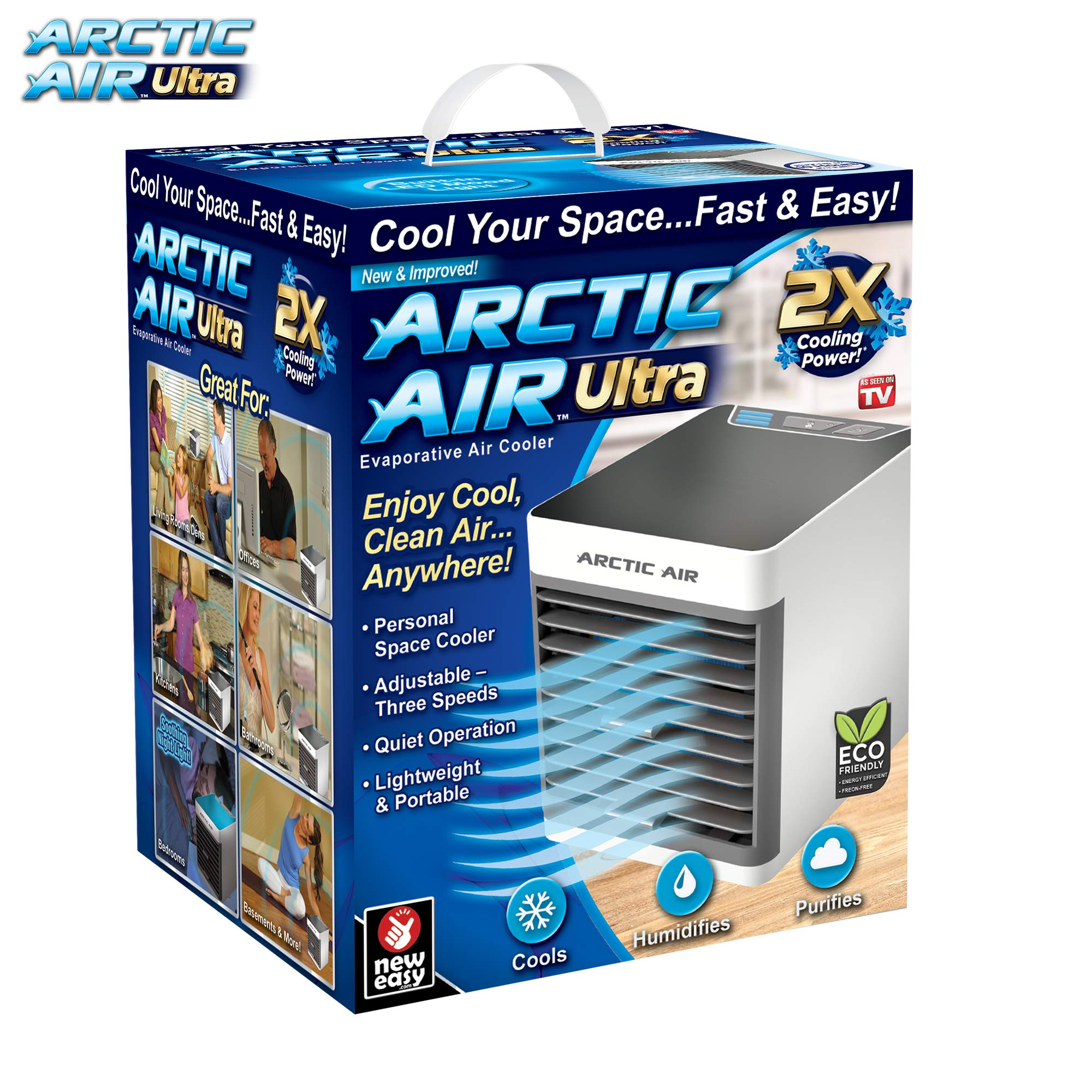 Ontel Evaporative Portable Conditioner Personal