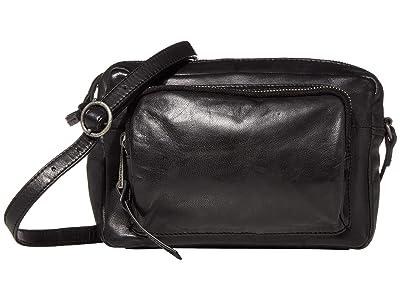Lucky Brand Caro Crossbody (Black) Handbags
