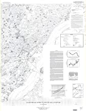 Historic Pictoric Map : Geohydrology of The Wilmington Area, Delaware, Sheet 2, hydrologic Data, 1984 Cartography Wall Art : 24in x 30in