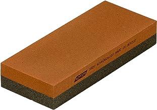 NORTON India combinatie-oliesteen/slijpsteen/wetsteen | 152 x 64 x 25 mm | Korreling: grof (100) / fijn (320) combinatie