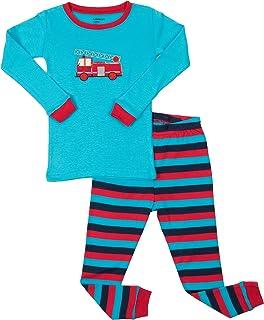 02afe1e3da16 Amazon.com  12-18 mo. - Sleepwear   Robes   Clothing  Clothing ...