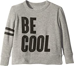 Extra Soft Be Cool Pullover Sweater (Toddler/Little Kids)