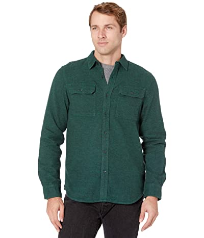 The North Face Arroyo Flannel Shirt (Evergreen) Men