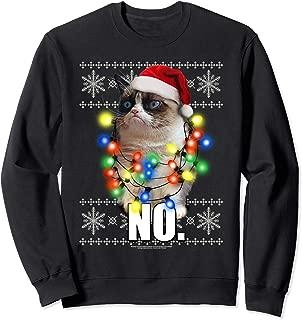 Best grumpy cat christmas sweater Reviews