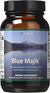 e3 live blue majik powder