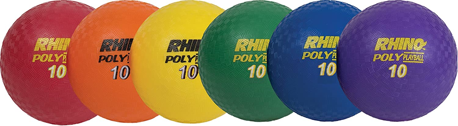 Champion Max 40% OFF Sports Rhino Skin Poly Ball - Ranking TOP10 Sets Available Playground