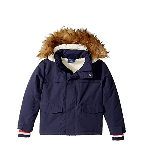 8d96c6d1f Toobydoo Fleece Lined Parka Jacket (Toddler Little Kids Big Kids) at 6pm