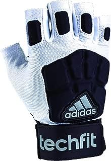 adidas Techfit Lineman Football Half Finger Gloves