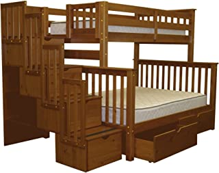 Best bunk bed with steps and drawers Reviews