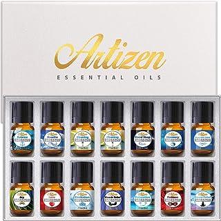 Artizen Top 14 Blends Essential Oil Set (100% Pure & Natural)