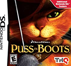 THQ Le Chat botté Nintendo Ds
