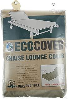 Mr. Bar-B-Q Backyard Basics Eco-Cover PVC Free Premium Chaise Lounge Cover