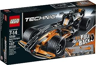 LEGO Technic 42026 Black Champion Racer Model Kit