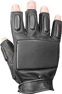 Tactical Fingerless Rappelling Gloves