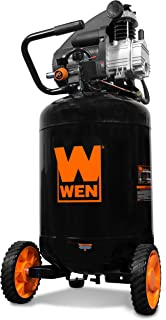 WEN 2202 20-Gallon Oil-Lubricated Portable Vertical Air Compressor