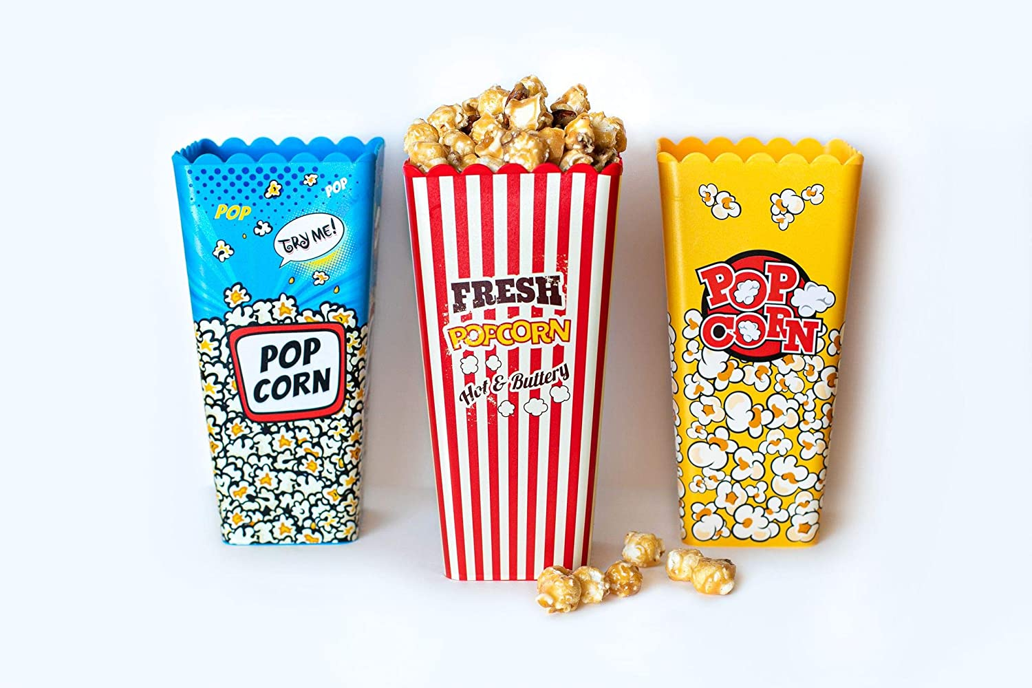 Reusable Movie Theater Themed Popcorn Industry No. 1 Container Max 60% OFF Popc Cup