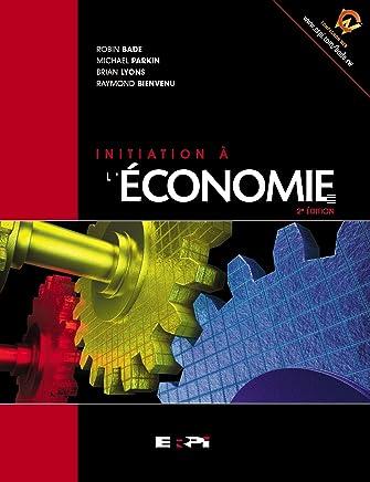 Initiation à léconomie