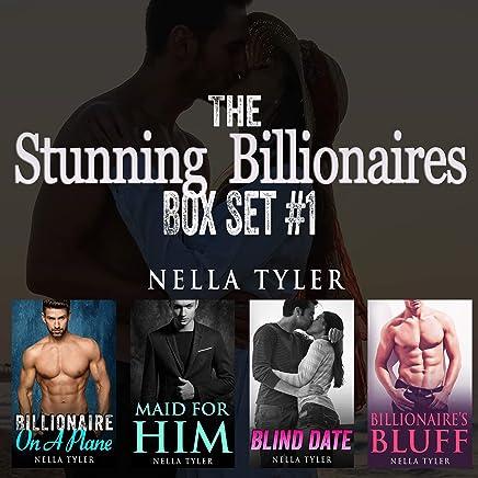 The Stunning Billionaires Box Set