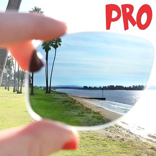 Polarized Sunglasses Lens Test PRO