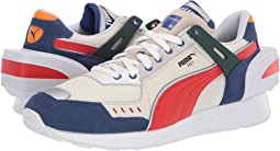 Whisper White/Blueprint/Puma Red
