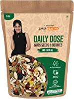 Super Healthy Mixed Nuts, Seeds and Berries- Daily Dose (Bulk Pack (1kg))