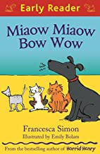 Miaow Miaow Bow Wow (Early Reader Book 122) (English Edition)