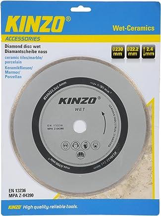 G40 75x533mm URBNLIVING Kinzo 3PC Abrasive pour Bois