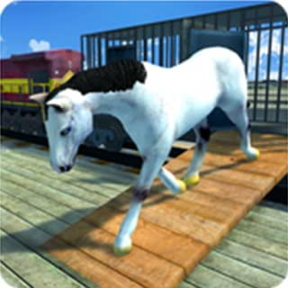 Horse Transportation Train