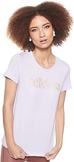 adidas Womens Essentials Branded T-Shirt