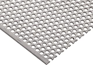 AMS 5513//SAE AMS 5516 0.032 Thickness Unpolished 20 Width Finish 316 Stainless Steel Sheet 24 Length Mill