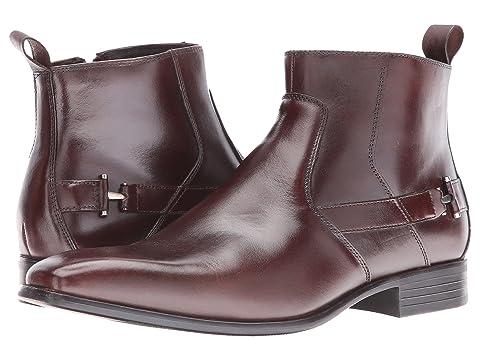 Stacy Adams Montrose Plain Toe Zipper Boot