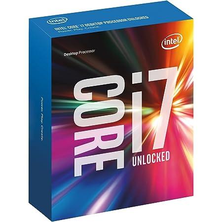 Intel Core i7 6700K 4.00 GHz Unlocked Quad Core Skylake Desktop Processor, Socket LGA 1151 [BX80662I76700K] (Renewed)