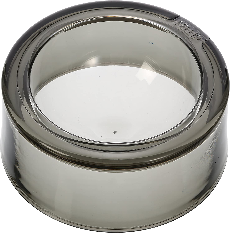 FelliP Kaleido Pet Bowl (Supreme), 14cm, Smoky Quartz