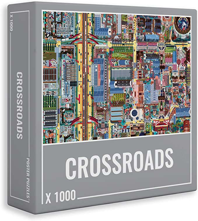 128 opinioni per Cloudberries Crossroads –Puzzle per Adulti (1000 Pezzi) con Bellissima e