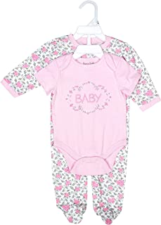 Harry & Violet Layette Set for Baby Girls; Cute and Lovable Baby Layette