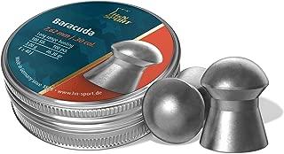 H&N Baracuda .30 Cal, 46.3 Grains, Round Nose, 100ct