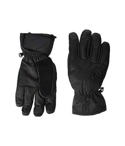 Black Diamond Tour Gloves (Black) Ski Gloves