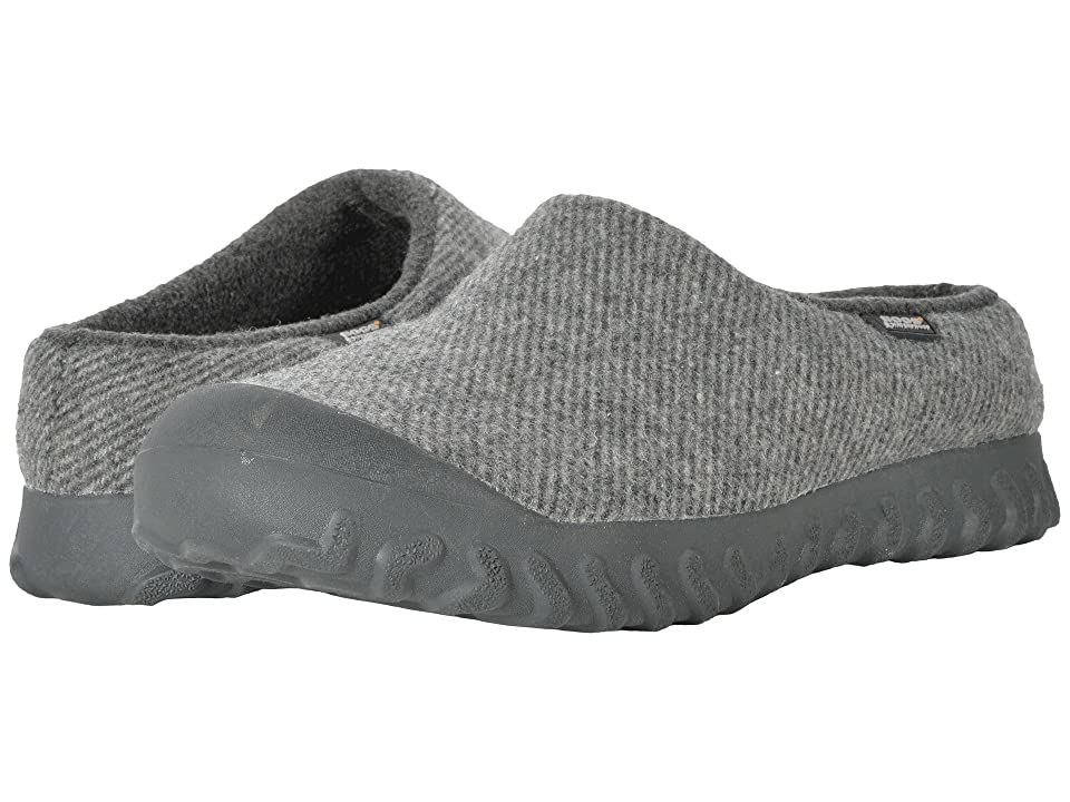 Bogs B-Moc Slip-On Wool (Charcoal) Men