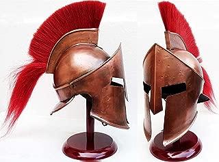 Greek Spartan 300 Movie King Leonidas Helmet