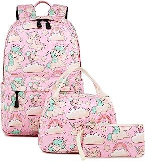 d81708a9d4 Abshoo Cute Lightweight Unicorn Backpacks Girls School Bags Kids Bookbags