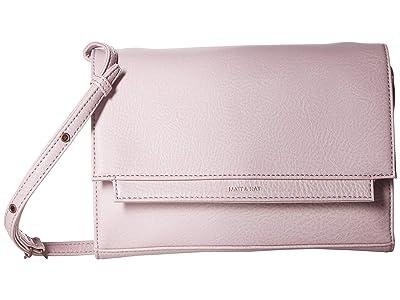Matt & Nat Dwell Silvi (Whisper) Handbags
